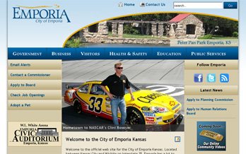 City of Emporia Website