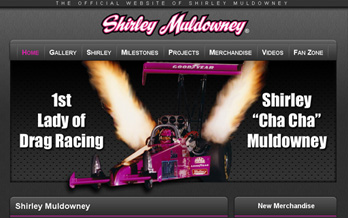 Shirley Muldowney Racing